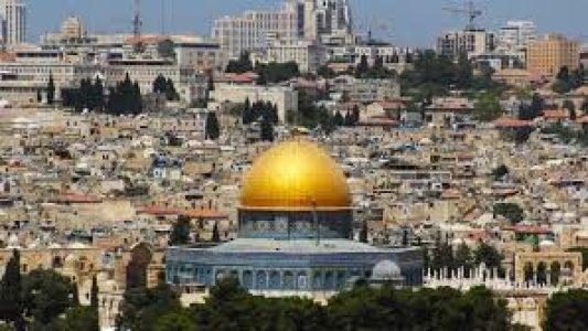 Palestina. Jerusalén capital eterna, toda Palestina en Resistencia