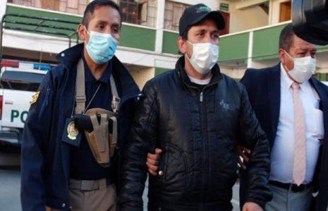 Bolivia . Exviceministro arrestado por acceder a datos personales