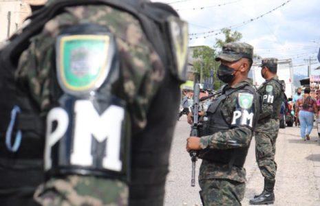 Honduras. La militarización de municipios aumentará la violencia diaria