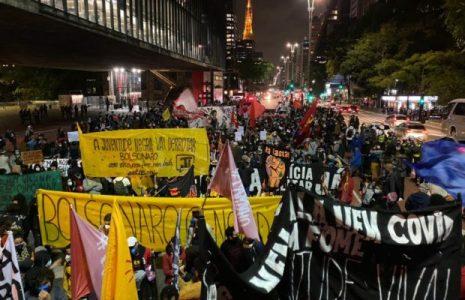Brasil. Manifestaciones contra políticas gubernamentales racistas