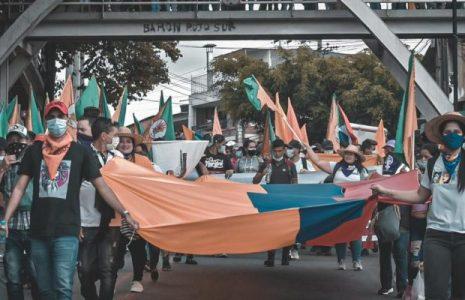 """Colombia.""""No estamos mendigando"""": campesinos denuncian desconocimiento de su vocería"""