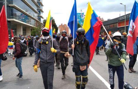 Colombia. El levantamiento popular y lxs jóvenes en primera línea