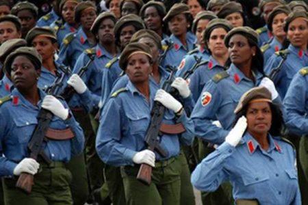 Cuba. Para proteger al pueblo, las «armas» de las FAR no son solo armas