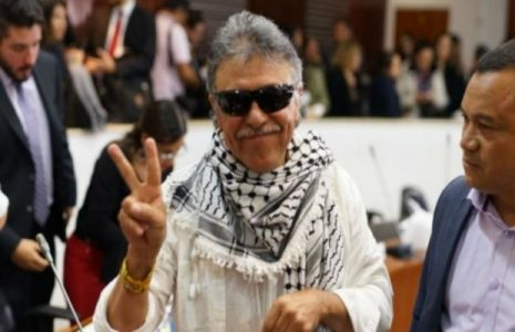 Colombia. La risa de un bolivariano no se puede apagar fácilmente