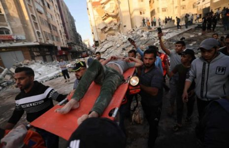 Palestina. Gaza bajo fuego: continúa la escalada de asesinatos masivos por parte de «Israel» /Crímenes de lesa humanidad (fotoreportaje)