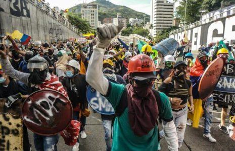 Colombia. Una palabra que crece desde Cali y se expande por todo el país: Resistencia (fotoreportaje)