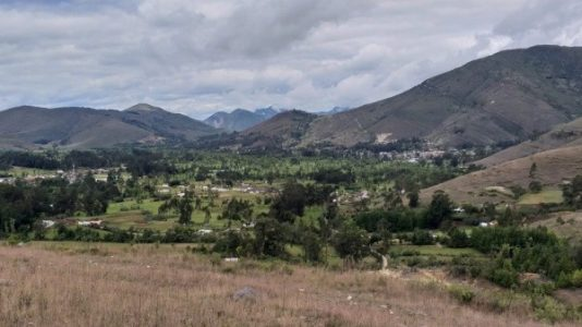 Perú. Caminata ecosocial y turística de Celendín a Sucre