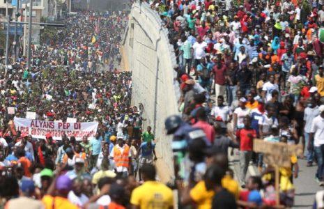 Haití. Declaración de la Plataforma Francesa de Solidaridad