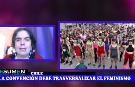 Resumen Latinoamericano tv: Elecciones en Chile, por qué ganaron lxs independientes