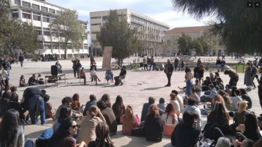 México. Queremos permanecer en red después de la gira zapatista: colectivos de Grecia