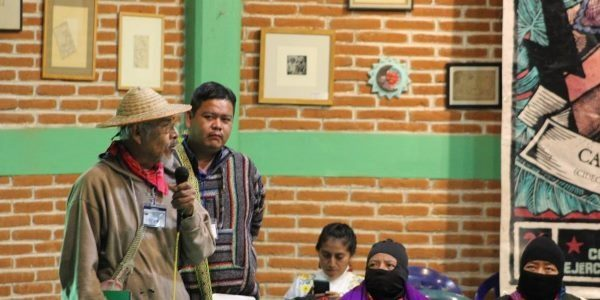 México. Oaxaca: Rechazan la imposición y simulación de consultas indígenas para la instalación del Corredor Interoceánico, del Istmo de Tehuantepec