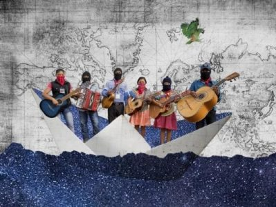 México. Una montaña que navega – Bitácora de la semana 3