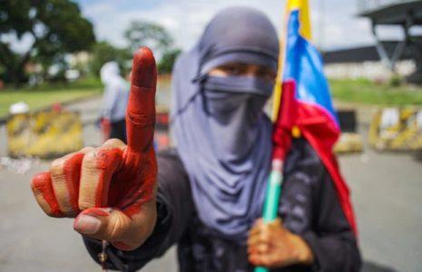 Colombia. En Cali los puntos de resistencia se mantienen