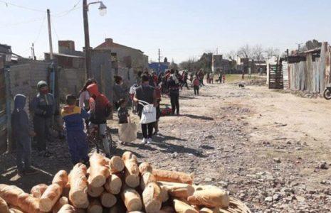 Argentina. Diez millones se alimentan en comedores