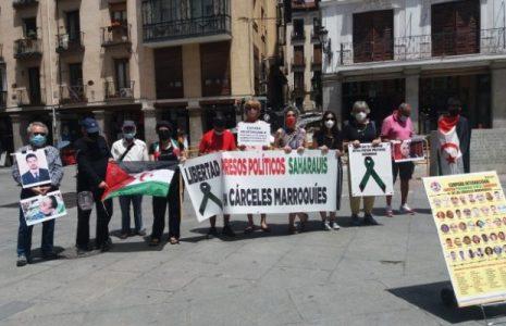 Estado Español. Libertad para los presos políticos saharauis encarcelados en Marruecos