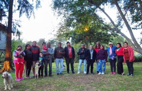 Pueblo originarios. La unidad indígena se consolida: asamblea en la comunidad mocoví del Delta