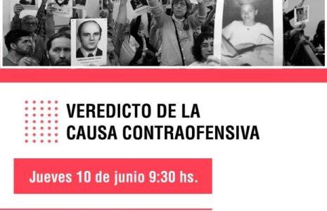 Argentina. Llega el fallo Contraofensiva I: un juicio histórico que expuso el derecho a resistir a la dictadura