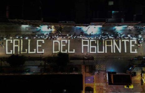 Colombia. Otro símbolo de resistencia: la «calle del Aguante» en Bogotá