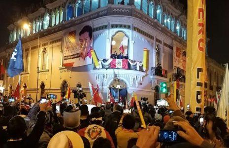 Perú. Castillo ya ganó pero le siguen retaceando el reconocimiento oficial /Fujimori sacó a su gente a la calle reclamando fraude pero nadie la toma en cuenta /Comunidad peruana en Argentina se movilizó a Plaza de Mayo