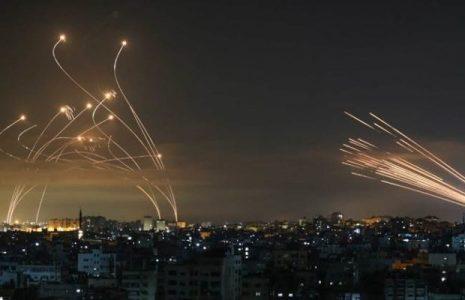«Israel». Refuerzan sistema antimisil Cúpula de Hierro por temor a cohetes de Hamas