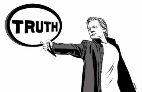 Estados Unidos. Julian Assange y el colapso del Estado de derecho