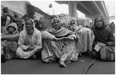 India. La Comuna Kisan ('campesina')