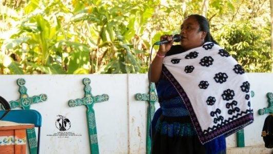 México. Tsotsiles piden a zapatistas que compartan en Europa su denuncia por desplazamiento forzado