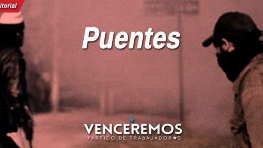 Argentina. Puentes