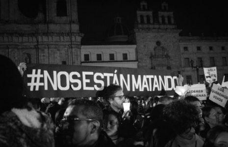 Colombia. Paramilitares provocan nueva masacre en el Cauca y asesinan dirigente social en Chocó