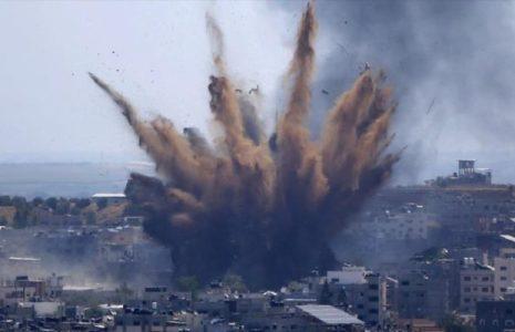 Palestina. «Israel» vuelve a violar el alto el fuego con ataques a Gaza