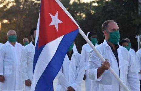 Cuba. Rechaza la campaña difamatoria de Estados Unidos contra sus misiones médicas