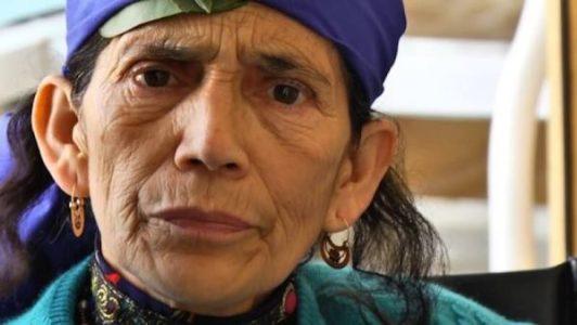 """Nación Mapuche. Machi Francisca Linconao: """"Necesitamos la libertad de los presos políticos mapuche y no mapuche"""""""
