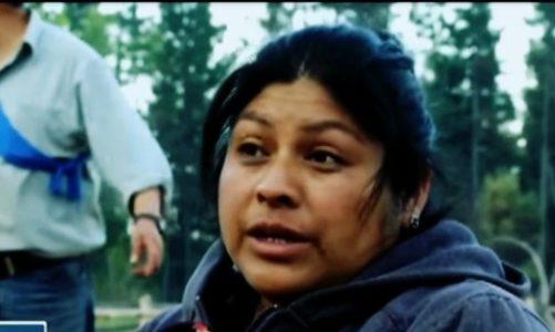 Nación Mapuche. Lumaco: Denuncian secuestro de Werken Orfelina Alcaman por agentes del Estado