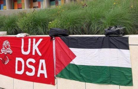Palestina. Manifestaciones en Gran Bretaña para exigir el fin del apoyo militar a la ocupación israelí