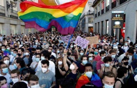 Estado español. Brutal represión policial durante la marcha por Samuel