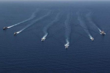 """""""Israel"""". No le basta con EEUU quiere apoyo militar árabe"""