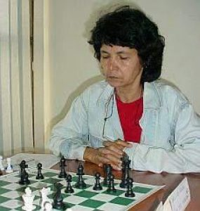 Cuba. Adiós a Asela de Armas, una leyenda del ajedrez