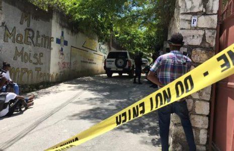 Haití. La escena del crimen