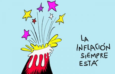 Argentina. Los problemas del crecimiento y la inflación