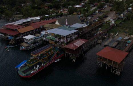 El Salvador. Coatepeque, la fiesta de los depredadores ambientales