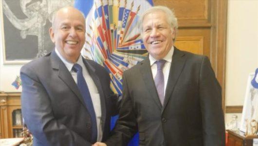 Bolivia. El jefe de la OEA, Luis Almagro, con cinismo enfermizo, pide un minuto de silencio por la masacre de Senkata y Sacaba