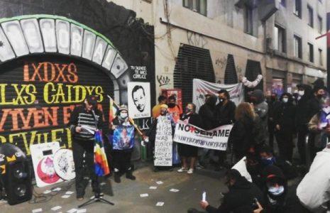 Chile. Más represión: dos constituyentes detenidos