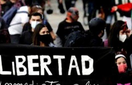 Chile. Anuncian festival por los presos y presas de la Revuelta