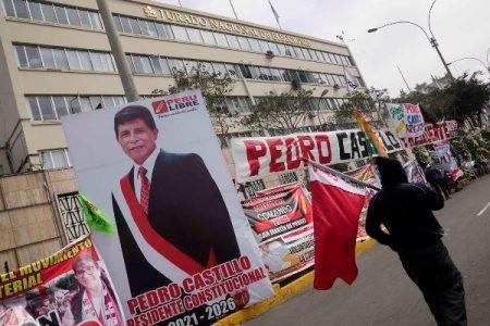 Perú. José Pedro Castillo Terrones, Presidente Constitucional (una biografía)