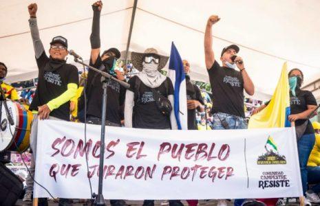 Colombia. Un grito de 211 años: Todo Cali ganó las calles en un solo grito de Resistencia /Represión policial: 30 detenidxs, varixs heridxs y una persona asesinada (fotoreportaje)