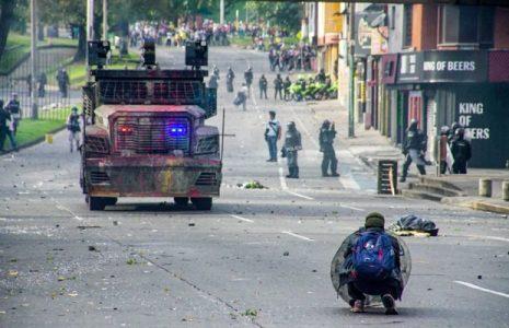 Colombia. Otra vez Cali: entre la resistencia y la represión