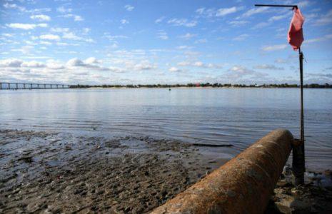 Argentina. Advierten que la bajante del Río Paraná es un «holocausto ambiental»