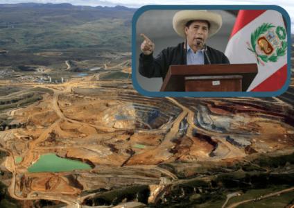 Perú. Plantean nueva política minera al nuevo gobierno