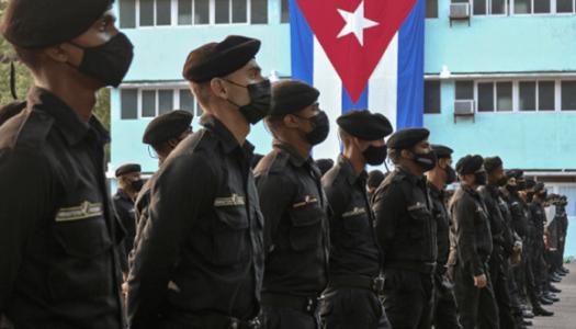 Cuba. Brigada Especial Nacional: «Nacimos del pueblo y lo protegemos» (+ Fotos)