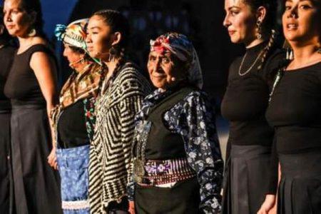 Nación Mapuche.  Llamado «a difundir las voces de nuestras autoridades, sea el lugar que sea, todo es político, todo se expande y construye»
